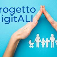 """Progetto """"DIGIT-ALI"""" per famiglie numerose"""